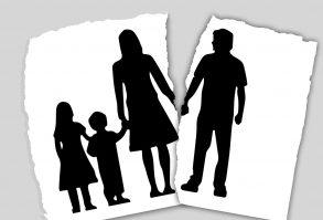 family, divorce, separation
