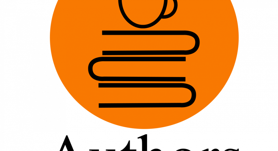 Authors, Books and Coffee Logo